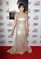 Grace Lynn Kung bei der Premiere von Miss Sloane in Los Angeles<br /> <br /> / 111116<br /> <br /> <br /> ***Premiere von Miss Sloane in Los Angeles on november 11, 2016***