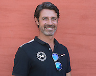 Mouratoglou Tennis Academy M.T.A Sophia Country Club, Biot, FRA.<br /> Patrick Mouratoglou (FRA)<br />  - Mouratoglou Tennis Academy  -  -   Sophia Country Club, - Biot -  - Frankreich  - 26 July 2016. <br /> &copy; Juergen Hasenkopf