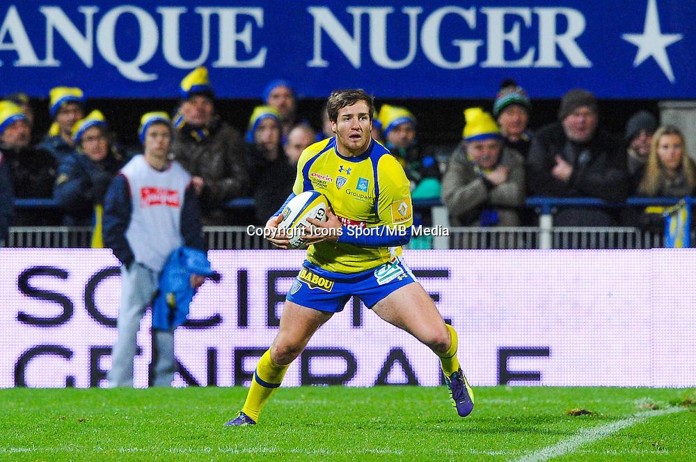 Camille Lopez  - 20.12.2014 - Clermont / Castres - 13eme journee de Top 14 -<br /> Photo : Jean Paul Thomas / Icon Sport