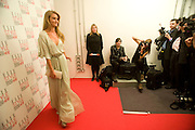 ROSIE HUNTINGTON-WHITELEY, The Elle Style Awards 2009, The Big Sky Studios, Caledonian Road. London. February 9 2009.  *** Local Caption *** -DO NOT ARCHIVE -Copyright Photograph by Dafydd Jones. 248 Clapham Rd. London SW9 0PZ. Tel 0207 820 0771. www.dafjones.com<br /> ROSIE HUNTINGTON-WHITELEY, The Elle Style Awards 2009, The Big Sky Studios, Caledonian Road. London. February 9 2009.