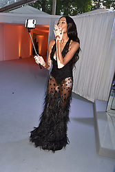 Winnie Harlow at the Glamour Women of The Year Awards 2017 in association with Next held in Berkeley Square Gardens, London England. 6 June 2017.
