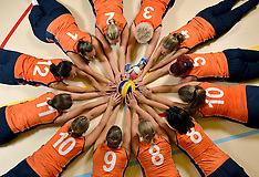 20150911 NED: Photoshoot Zitvolleybalteam  Nederland vrouwen, Doorn