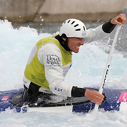 GB Canoe slalom 2013 selection trials | Lea Valley | 27 April 2013