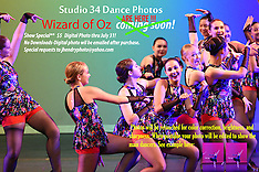 "Studio 34 Dance ""Wizard of Oz"" 2016"