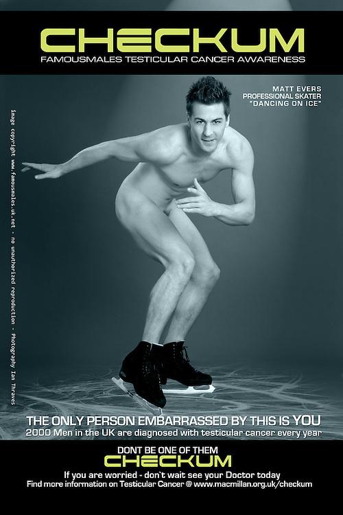 Matt Evers Nude