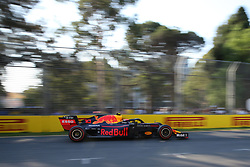 March 16, 2019 - PIERRE GASLY during qualifying for the 2019 Formula 1 Australian Grand Prix on March 16, 2019 In Melbourne, Australia  (Credit Image: © Christopher Khoury/Australian Press Agency via ZUMA  Wire)