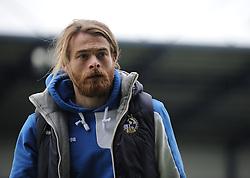 Stuart Sinclair of Bristol Rovers- Mandatory byline: Alex James/JMP - 17/01/2016 - FOOTBALL - The Kassam Stadium - Oxford, England - Oxford United v Bristol Rovers - Sky Bet League Two