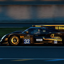 Catching the last ray's of sunshine.<br /> LMP2-LOTUS, Lotus T128, Drivers, Thomas Holzer (DEU), Dominik Kraihamer (AUT), Jan Charouz (CZE).<br /> Image taken during free practice and qualifying at the 90th Le Mans 24hrs at the Circuit de la Sarthe, Le Mans, France on the 20th June 2013.<br /> <br /> WAYNE NEAL | SPORTPIX.ORG.UK
