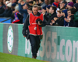 December 26, 2018 - London, England, United Kingdom - London, England - 26 December, 2018.Famous Photographer Andy Cowie.during English Premier League between Crystal Palace and Cardiff City at Selhurst Park stadium , London, England on 26 Dec 2018. (Credit Image: © Action Foto Sport/NurPhoto via ZUMA Press)