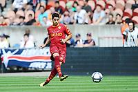 FOOTBALL - TOUNOI DE PARIS 2010 - AS ROMA v GIRONDINS DE BORDEAUX - 31/07/2010 - PHOTO GUY JEFFROY / DPPI - JOAO DECESARE CICERO (ROMA)