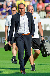 Darko Milanic, head coach of NK Maribor during football match between NK Maribor and NS Mura in 2nd Round of Prva liga Telekom Slovenije 2018/19, on July 29, 2018 in Ljudski vrt, Maribor, Slovenia. Photo by Mario Horvat / Sportida