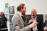 SIMON BAKER; CHRIS KILLIP, Deutsche Börse photography prize: 2013. Photographer's Gallery. London. 11 June 2013.