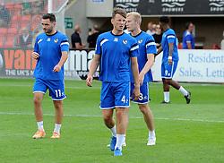 Bristol Rovers - Mandatory by-line: Neil Brookman/JMP - 25/07/2015 - SPORT - FOOTBALL - Cheltenham Town,England - Whaddon Road - Cheltenham Town v Bristol Rovers - Pre-Season Friendly