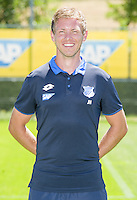 German Bundesliga - Season 2016/17 - Photocall 1899 Hoffenheim on 19 July 2016 in Zuzenhausen, Germany: Head-coach Julian Nagelsmann. Photo: APF | usage worldwide