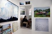 Galerie Sylvain Cazenave in Biarritz, France.