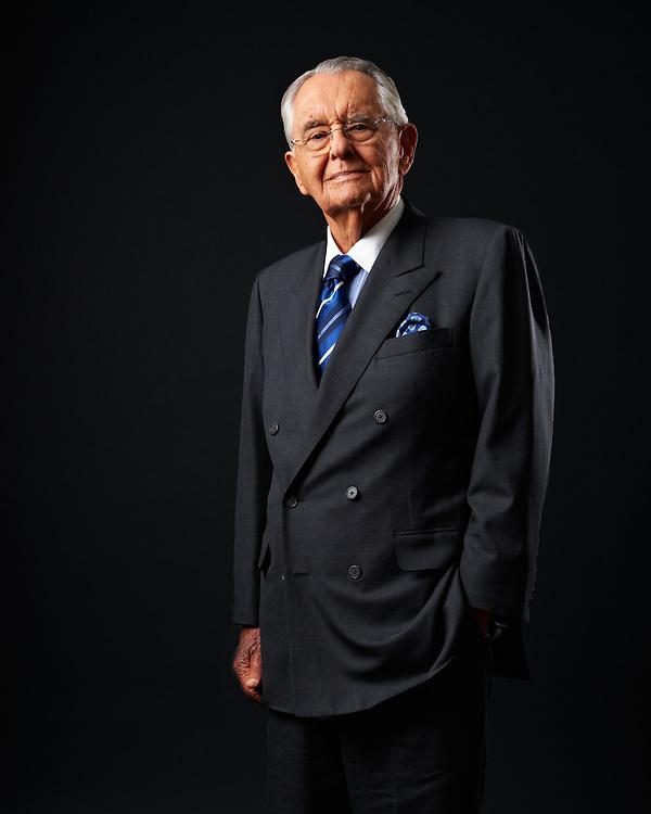 Peter G. Peterson, Founder, Peter G. Peterson Foundation