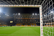 General view inside Molineux stadium during the Premier League match between Wolverhampton Wanderers and Chelsea at Molineux, Wolverhampton, England on 5 December 2018.