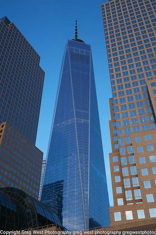 world trade center freedom tower