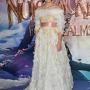 Keira Knightley attend The Nutcracker and the Four Realms - UK premiere at Vue Westfield, Westfield Shopping Centre, Ariel Way on 1st Nov 2018, London, UK.
