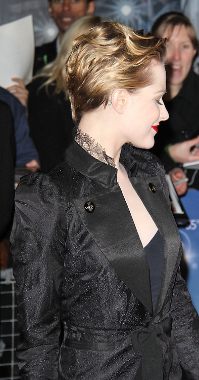 Evan Rachel Wood The Ides of March premiere at the 55th BFI London Film Festival, Odeon Cinema, Leicester Square, London, UK. 19 October 2011. Contact: Rich@Piqtured.com +44(0)7941 079620 (Picture by Richard Goldschmidt)