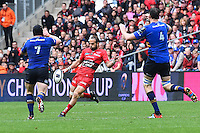 Frederic Michalak - 19.04.2015 - Toulon / Leinster - 1/2Finale European Champions Cup -Marseille<br /> Photo : Andre Delon / Icon Sport