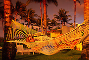 Woman in hammock<br />
