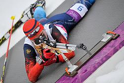 KODLOZEROV Ivan, Biathlon at the 2014 Sochi Winter Paralympic Games, Russia