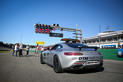 October 14, 2017 - Germany - Motorsports: DTM race Hockenheimring, Saison 2017 - 9. Event Hockenheimring, GER (Credit Image: © Hoch Zwei via ZUMA Wire)