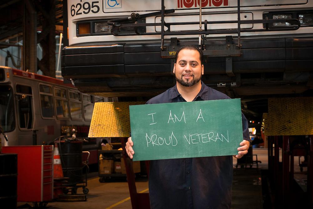 Alfredo Gonzalez | I am a Proud Veteran | March 25, 2013