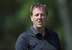 Matt Le Tissier during the Pro-Am for the 2018 BMW PGA Championship at Wentworth Golf Club, Surrey.