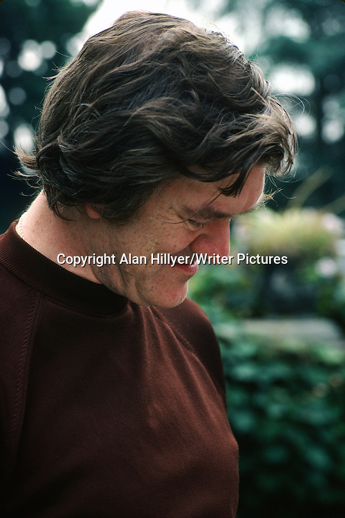 Tony Payne photographed at Dartington Hall circa August 1982<br /> Picture by: Alan Hillyer/Writer Pictures<br /> <br /> WORLD RIGHTS