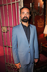EVGENY LEBEDEV at an exclusive viewing of Martyn Lawrence Bullard's furniture at Guinevere Antiques, 578 King's Road, London on 27th September 2010.