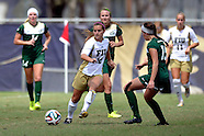 FIU Women's Soccer vs Charlotte (Sept 28 2014)