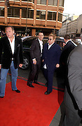 David Furnish and Sir Elton John. Billy Elliot- The Musical opening night at the Victoria palace theatre and party afterwards at Pacha, London. 12 May 2005. ONE TIME USE ONLY - DO NOT ARCHIVE  © Copyright Photograph by Dafydd Jones 66 Stockwell Park Rd. London SW9 0DA Tel 020 7733 0108 www.dafjones.com