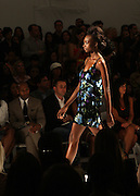 Fashion at The Tracey Reese Show held at the Salon during the Spring 2010 Fashion Week on September 14, 2009