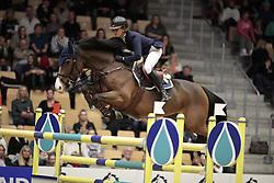 Offel Katharina (UKR) - Tico 15<br /> JBK Horse Show Odense 2009<br /> © Hippo Foto - Leanjo de Koster