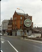 Old amateur photos of Dublin July 1983 WITH Phibsboro Shops, Gibney's Malahide, Coast Road Malahide, Portmarnock coast road, Fagans Pub Botanic Avenue, Lusk, Gresham Hotel Entrance, Fagans Drumcondra, Hineken,