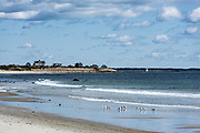 South Shore Beach, Little Compton, Rhode Island, USA.