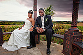 Makesyha & Jurome Wedding Photographs