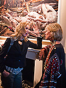 ALLEGRA HICKS; COUNTESS EDMONDO DI ROBILANT, David LaChapelle. The Rape of Africa. ROBILANT + VOENA. Dover st. London. 24 April 2010.