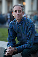 Gay rights campaigner Peter Tatchell Protests in Moscow - 14 June 2018