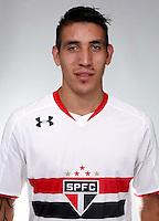 Brazilian Football League Serie A / <br /> ( Sao Paulo Football Clube ) - <br /> Adrian Ricardo Centurion