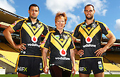 130320 Vodafone Warriors Presser Wellington