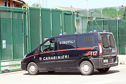 GRUPPO CARABINIERI CINOFILI<br /> RICERCHE IGOR VACLAVIC DOPO OMICIDIO VERRI