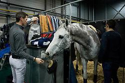 Deusser Daniel, GER, Cornet 39<br /> Indoor Brabant 2018<br /> © Sharon Vandeput<br /> 11/03/18