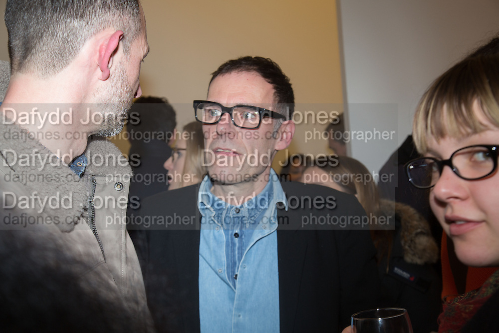 DEXTER DALWOOD, George Condo - private view . Simon Lee Gallery, 12 Berkeley Street, London, 10 February 2014
