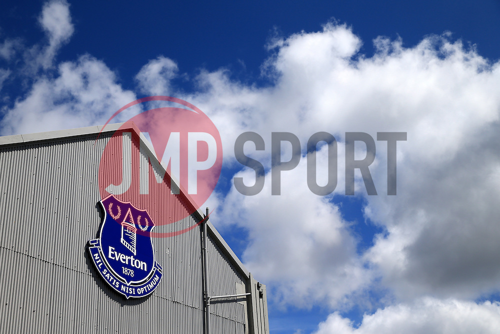 A general view of Goodison Park - Mandatory byline: Matt McNulty/JMP - 15/05/2016 - FOOTBALL - Goodison Park - Liverpool, England - Everton v Norwich City - Barclays Premier League