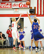 The Open Door boys varsity basketball team defeated Firelands on February 8, 2011. The Patriots' Abe Valentine became the school's all-time scorer with 1,302 career points.