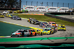 December 9, 2018 - SãO Paulo, Brazil - SÃO PAULO, SP - 09.12.2018: HERO SUPER FINAL 2018 STOCK CAR - The Stock Car? Hero Super Final 2018, is in Interlagos, in the south zone of the capital, this Sunday (09), for the big decision of the season of the main category of motorsport in Brazil. (Credit Image: © Aloisio Mauricio/Fotoarena via ZUMA Press)