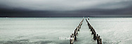 old pier at Clifton Springs